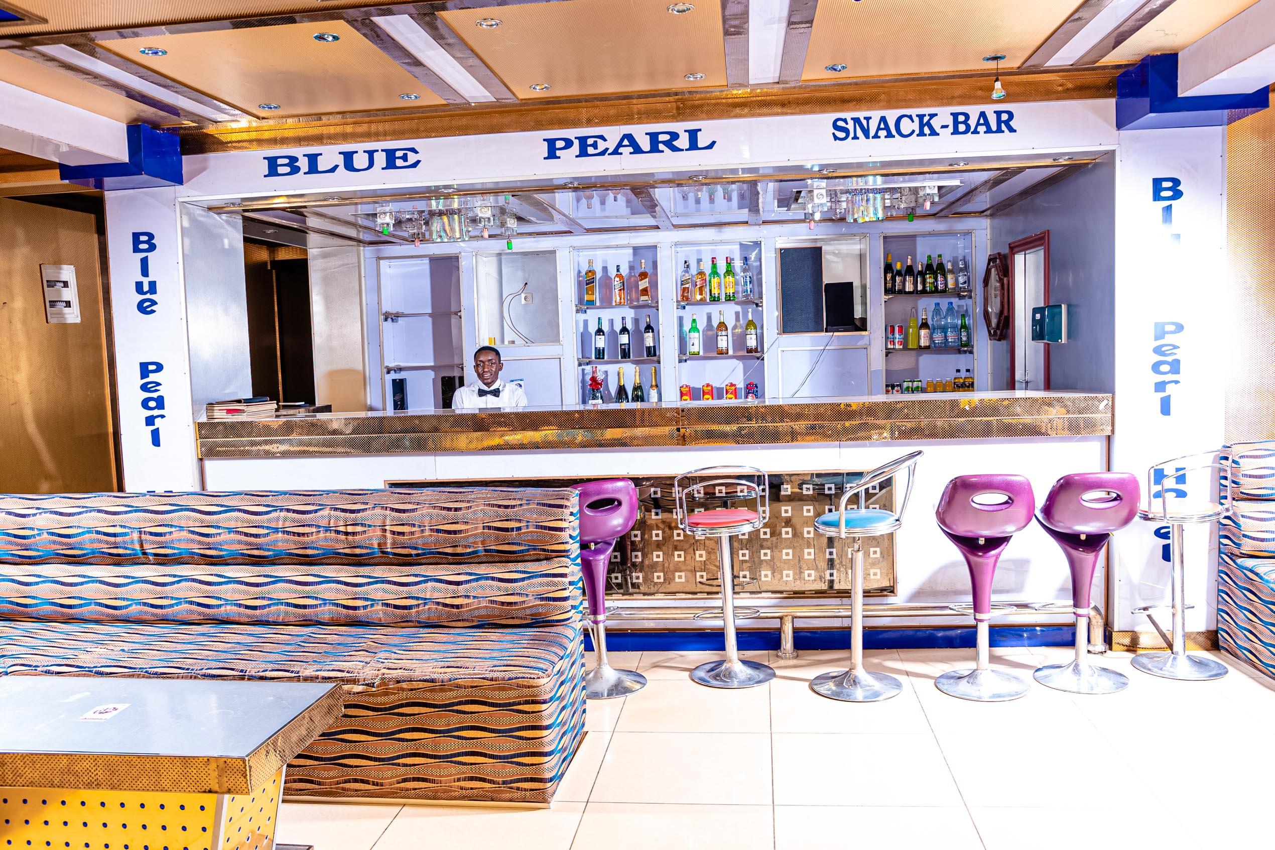 BluePearl Hotel Bamenda Bar Snack