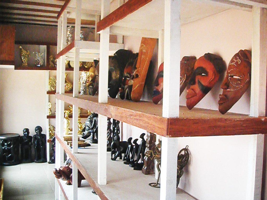 BluePearl Hotel Bamenda Show Room