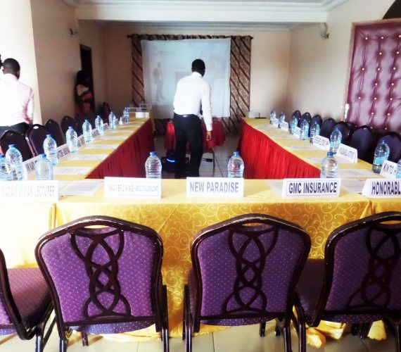 Banquet Hall for Meetings and Events