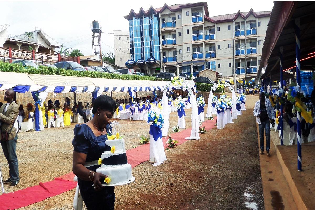 BluePearl Hotel Plaza Bamenda